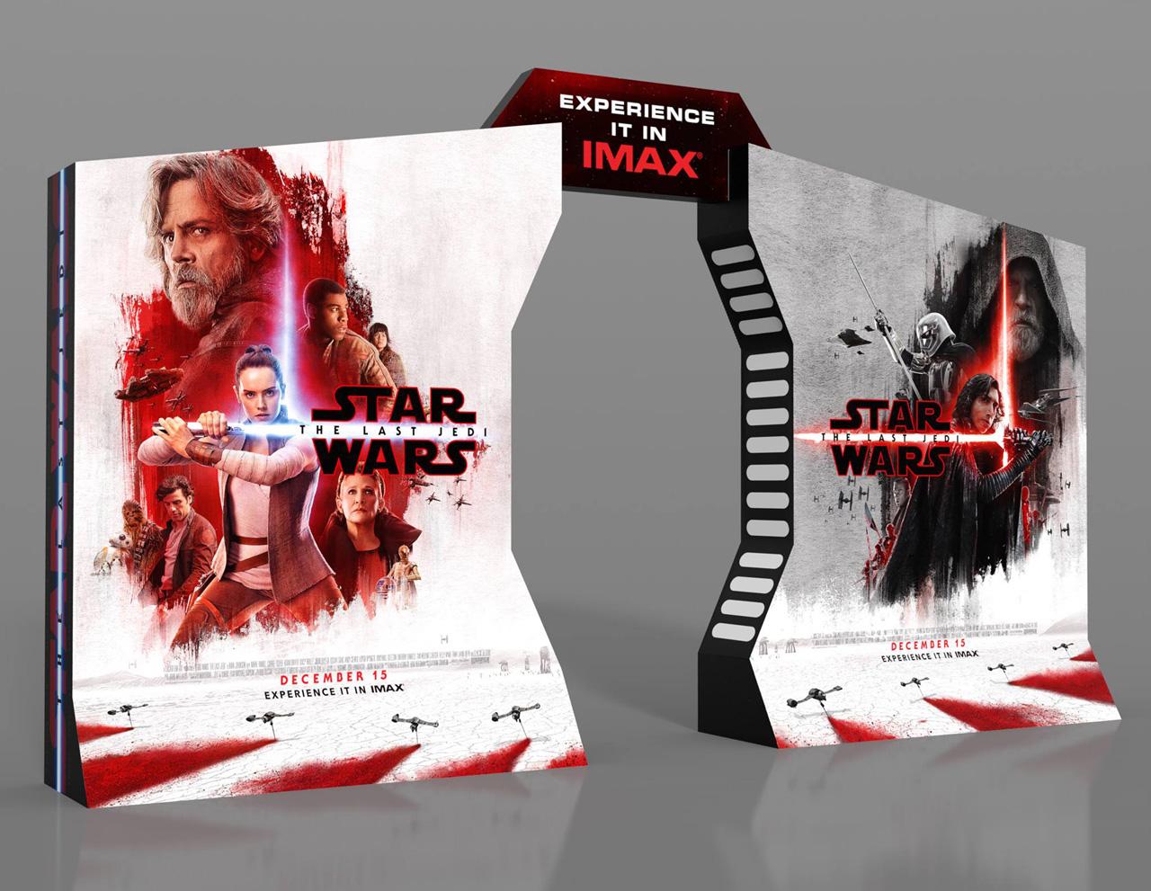 star wars imax luke