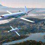 start up avions hybrides électriques