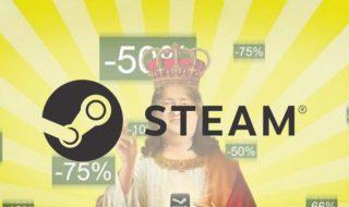 Soldes Steam 2017 : date et bons plans jeux vidéo pour terminer l'année en beauté !