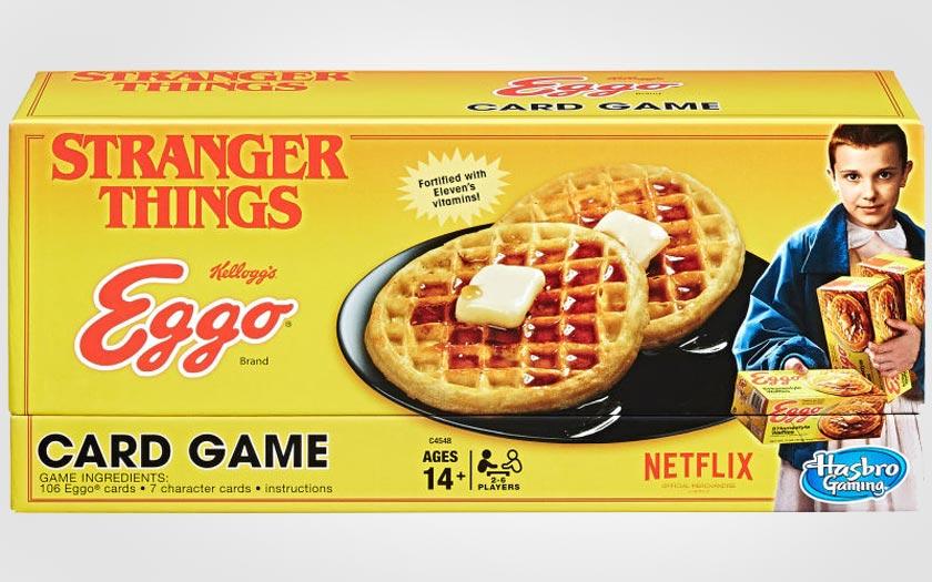 Stranger Things jeux