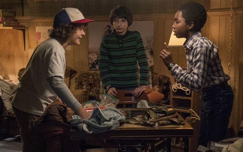 stranger things saison 2 differents acteurs