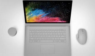 Surface Book 2 : avec les jeux vidéo, la batterie se vide même quand elle est branchée