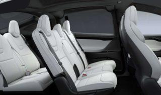 Model X : Tesla rappelle 11.000 voitures électriques à cause d'un défaut dangereux du siège arrière