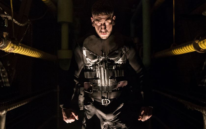 Date et trailer pour la série Marvel — The Punisher