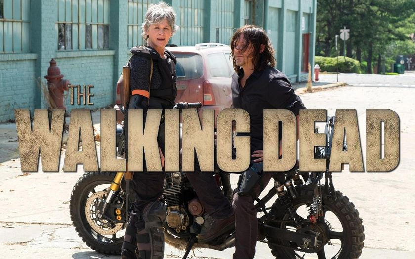 the walking dead saison 8 episode plus long