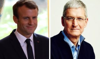 Emmanuel Macron rencontre Tim Cook ce lundi 9 octobre 2017 : de quoi vont-ils parler ?