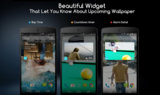 changement automatique fond écran android