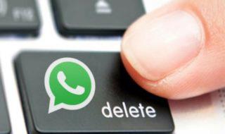 WhatsApp : comment supprimer un message envoyé par erreur ?