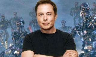 Elon musk IA