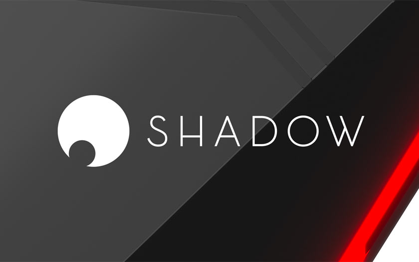 PC gamer shadow
