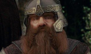 Seigneur des Anneaux la série : Gimli (John Rhys-Davies) déteste complètement cette idée