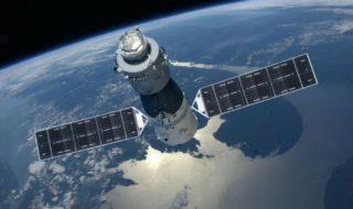 Tiangong-1 : la station spatiale chinoise pourrait s'écraser sur l'Europe