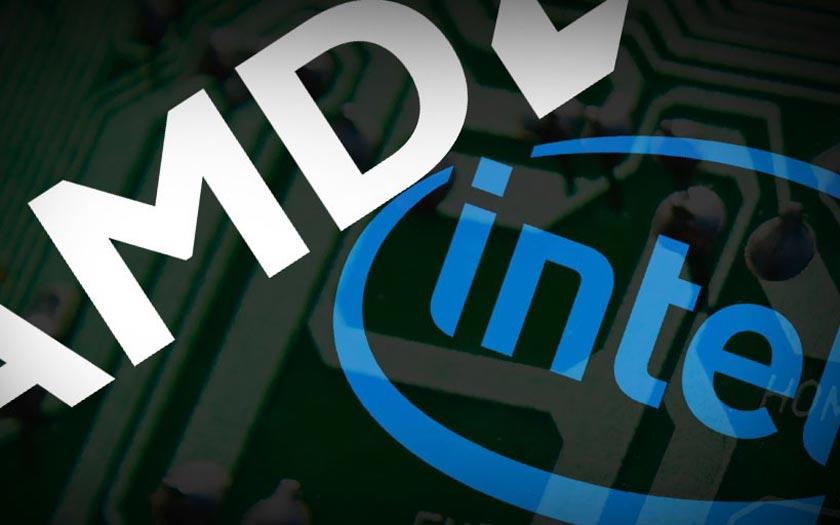 Bientôt des GPU AMD dans les processeurs Intel