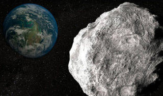 Un énorme astéroïde va frôler la Terre juste avant Noël
