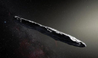 L'astéroïde venu d'un autre système stellaire a une forme allongée «hallucinante»