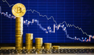 Le Bitcoin a perdu 2000 dollars en quelques heures !