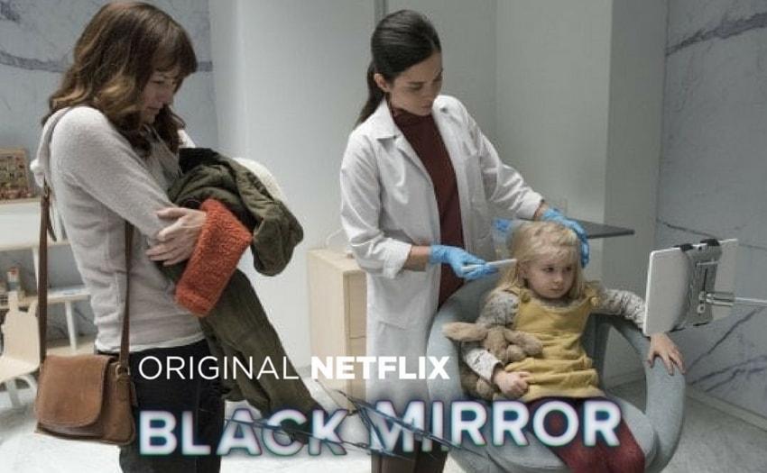 Black Mirror, saison 4 : trailer glaçant pour l'épisode signé Jodie Foster