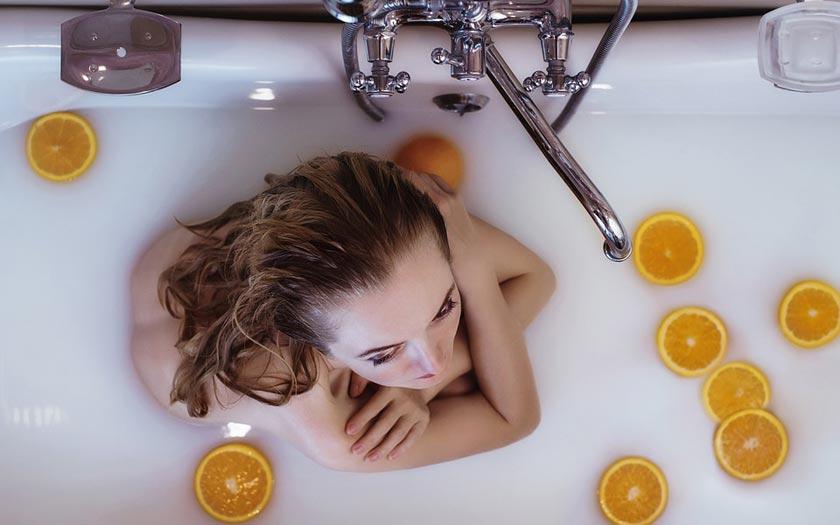 Boule de bain