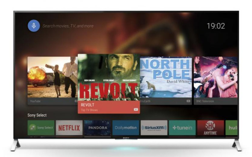 bravia sony TV android 4K
