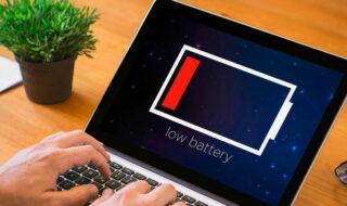 Calibrer batterie pc portable