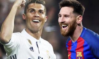 Classement meilleurs buteurs de tous les temps : où se trouvent Cristiano Ronaldo et Messi ?