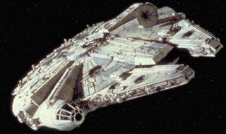 Star Wars : grâce à Google Maps, on a découvert où se cache le Faucon Millenium