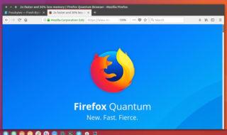 Firefox Quantum 57 disponible : téléchargez le nouveau navigateur aussi rapide que Chrome