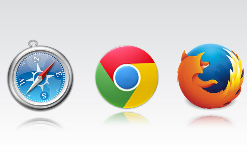 Firefox quantum chrome safari
