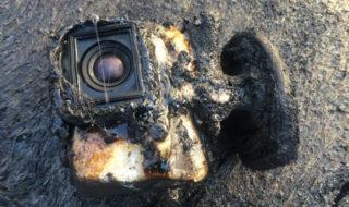 Vidéo : une GoPro survit miraculeusement à la lave d'un volcan et elle a tout filmé !