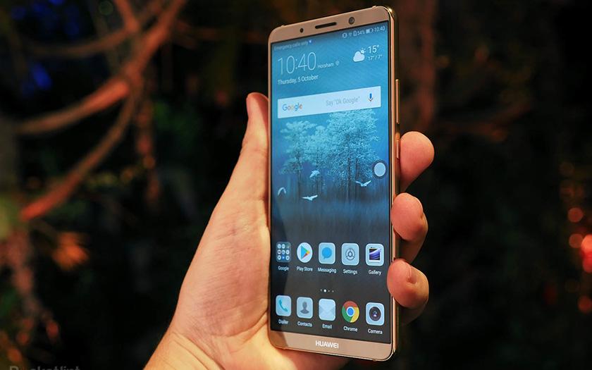 huawei mate 10 pro grand smartphone