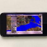 iPhone X Windows 95 SimCity
