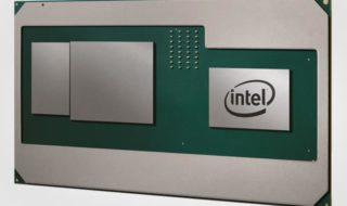 CPU Intel avec GPU AMD : voici les premières photos du module !