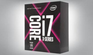 Black Friday Intel Core i7-7800X : le CPU 3.5 GHz 6/12 threads à 334,90 euros sur Amazon