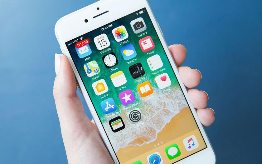 iphone 8 smartphone haut de gamme