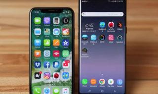 iPhone X vs Note 8 benchmark : pourquoi Apple écrase Samsung dans presque tous les tests ?