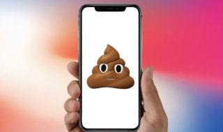 L'iPhone X aurait le même problème de son désagréable que l'iPhone 8