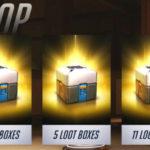 lootbox jeux de hasard