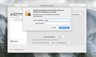 macOS High Sierra : une énorme faille donne un accès root à n'importe qui, comment se protéger ?