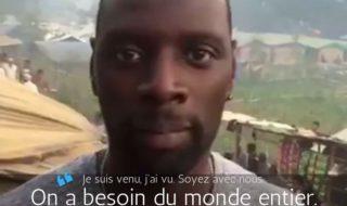 Facebook Live : Omar Sy et des Youtubeurs ont commencé un direct de 48h pour les Rohingyas !