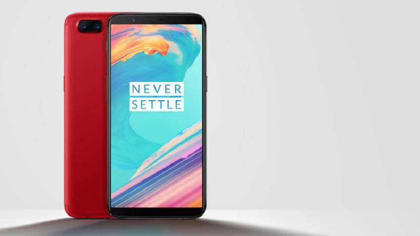 OnePlus 5T Lava Red Limited Edition