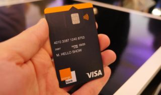 Orange Bank Carte bancaire gratuite