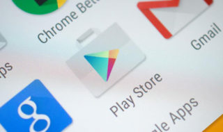 panne play store google