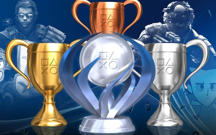 Playstation trophees