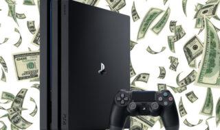 Chiffres Black Friday 2017 : les ventes de PlayStation ont fait grimper le chiffre d'affaires de Sony