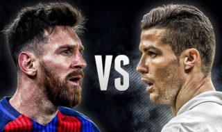 Cristiano Ronaldo vs Lionel Messi : meilleur buteur, palmarès, ballon d'or, le comparatif ultime