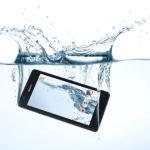 sauver un smartphone tombé à l'eau