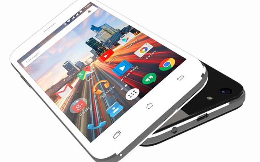 sélections smartphones pas cher 100 euros archos 50 helium plus 4G