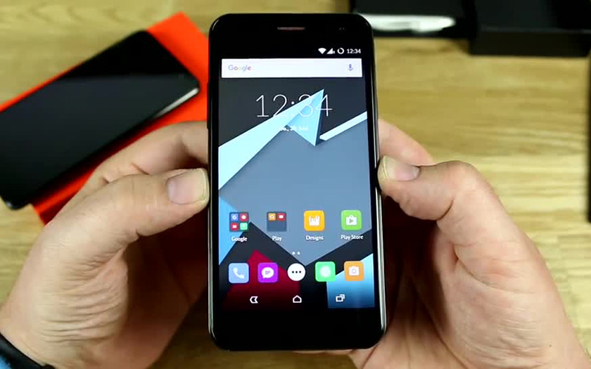 sélections smartphones pas cher 100 euros wileyfox spark