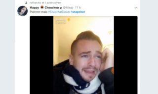 Bug Snapchat : la panne mondiale a pris des airs d'apocalypse, les meilleures réactions des twittos