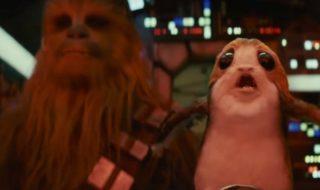 Star Wars 8 Les Derniers Jedi : Chewie s'énerve dans le dernier teaser !
